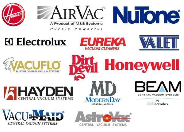 vacuums logos